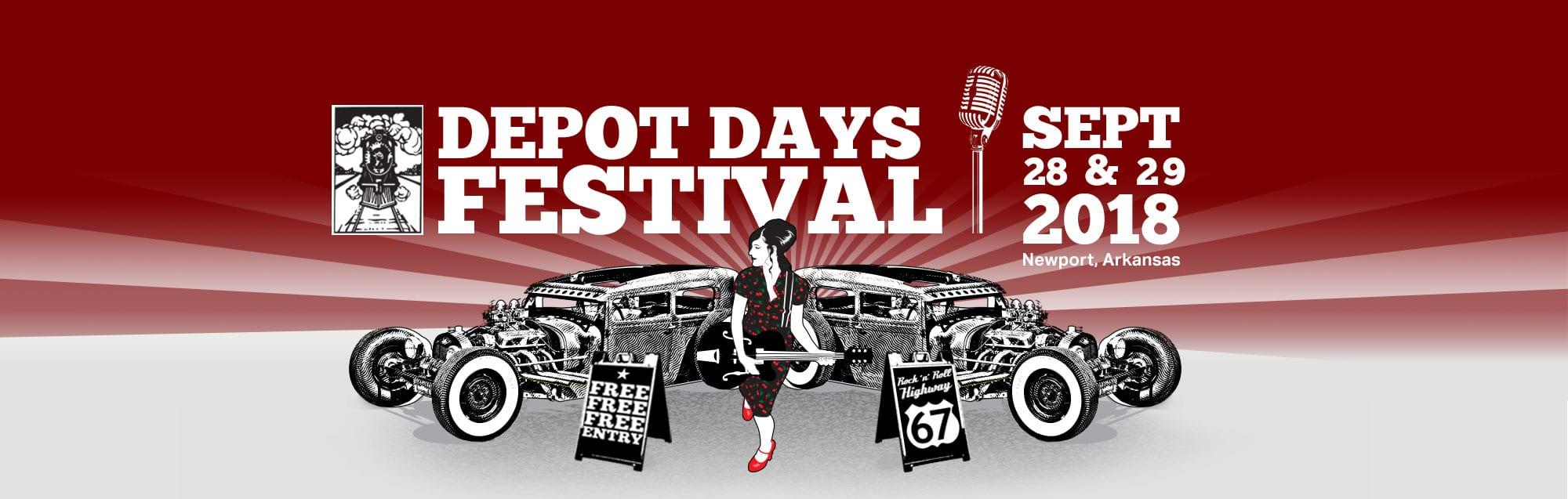 Depot Days Music Festival